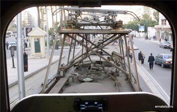 Вид со второго этажа / Египет