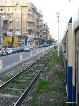 Рельсы / Египет