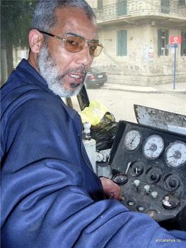 Машинист / Египет