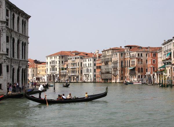 Вечно прекрасная Венеция / Фото из Италии