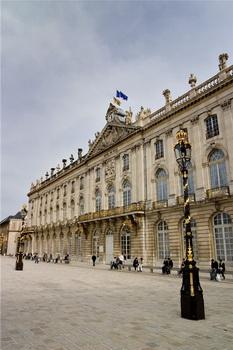 Город Нанси / Франция