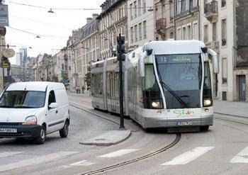 Трамвай / Франция