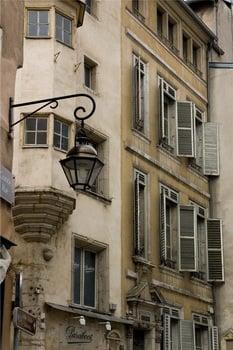 Фонарь / Франция