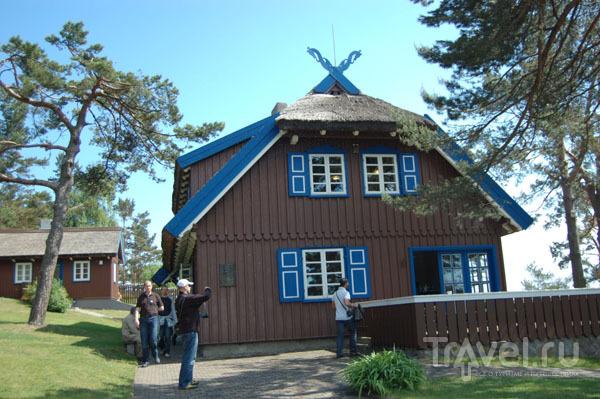 Музей Томаса Манна, Нида / Фото из Литвы