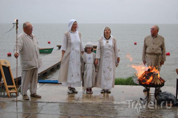 """Хозяева отеля """"Королева Луиза"""" / Фото из Литвы"""
