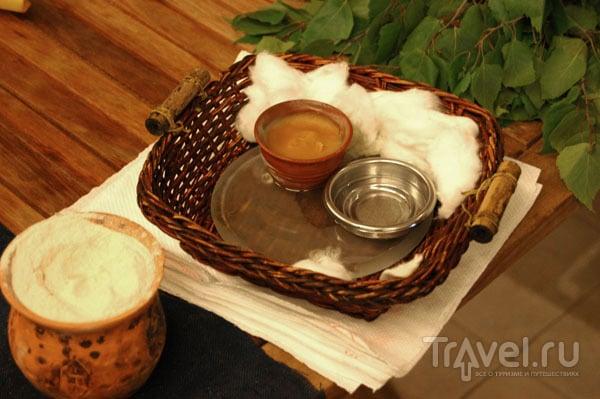 Ингредиенты для spa-процедур - только натуральные / Фото из Литвы