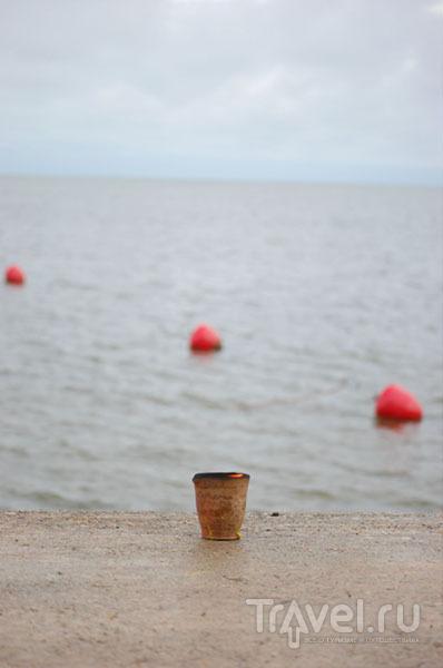 Вид на Куршский залив / Фото из Литвы