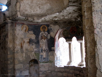 Церковь Николая-Чудотворца / Турция