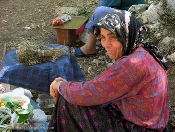 Местные жительницы / Турция