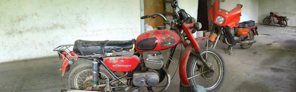 Мотоциклы / Азербайджан