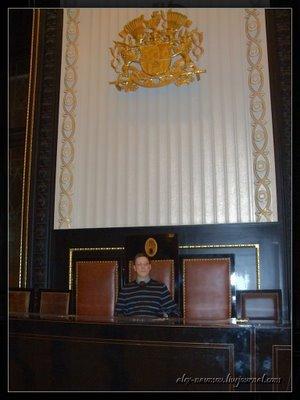 Кресло градоначальника / Чехия