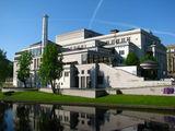 Здание национальной оперы / Латвия