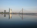 Приветственные виды латышской столицы / Латвия