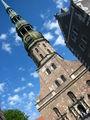 Церковь Святого Петра / Латвия