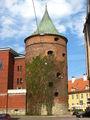 Пороховая башня / Латвия