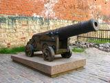 Пушка / Латвия