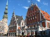 Удивительно европейский город / Латвия
