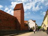 Крепостные стены / Латвия