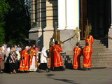 Крестный ход / Латвия