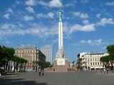 Памятник Свободы / Латвия