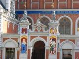 Детали оригинальных зданий / Латвия