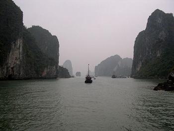 о. Титов / Вьетнам