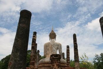 Сукхоотай. Центральная группа руин / Таиланд