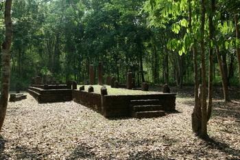 """Лесные""руины Кампэнг-Пхета / Таиланд"