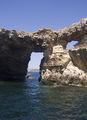 Береговые пещеры и окна / Мальта