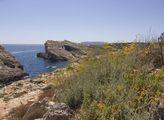 Разрушенный склон / Мальта