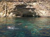 Залив за Вид Скаланова / Мальта