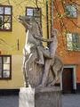Скульптура / Швеция