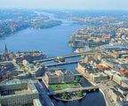Вид с высоты / Швеция