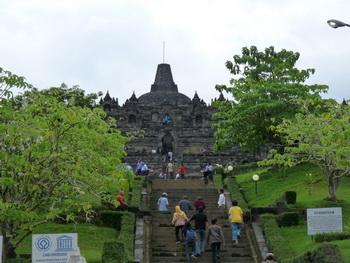 Место паломничества / Индонезия