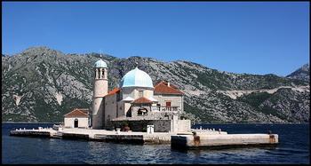 Остров Госпа од Шкрпела / Черногория