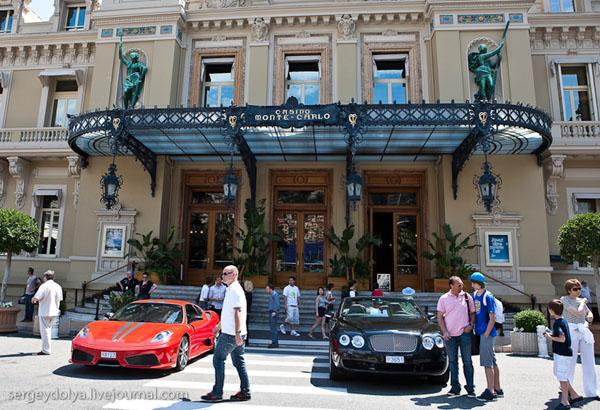 Казино Монако Монте Карло