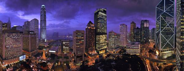 Безвизовый Гонконг