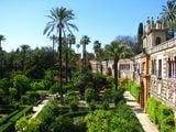 Вид с галереи / Испания
