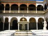 Двор в доме Пилата / Испания