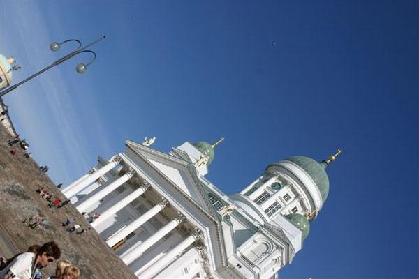 Хельсинки - это не только Сенатская площадь и шоппинг / Фото из Финляндии