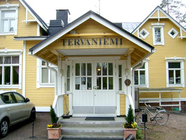 Усадьба Tervakosken Tervaniemi / Фото из Финляндии