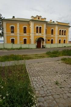 Здание Спасо-Кижского подворья / Россия