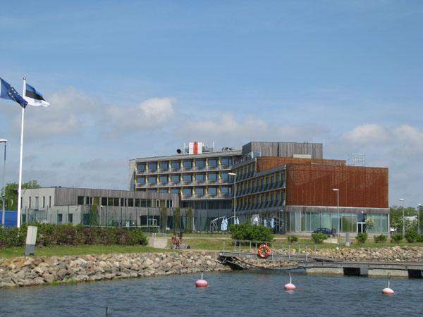 Отель GOspa на острове Сааремаа - один из самых популярных в Эстонии / Фото из Эстонии