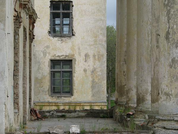 В настоящее время в усадьбе мызы Колга проходит реставрация / Фото из Эстонии