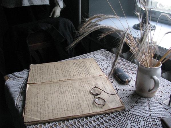 В музее мызы Колга / Фото из Эстонии