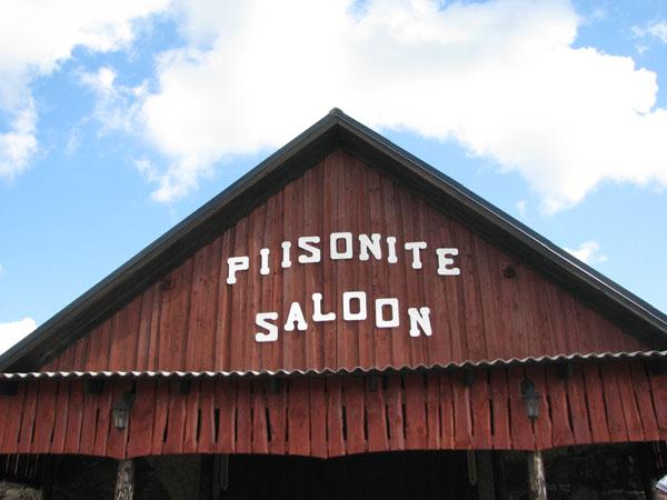 В салуне в стиле Дикого Запада особенно много гостей по выходным / Фото из Эстонии