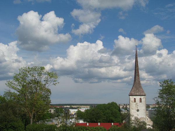 Раквере - один из старейших городов Эстонии / Фото из Эстонии