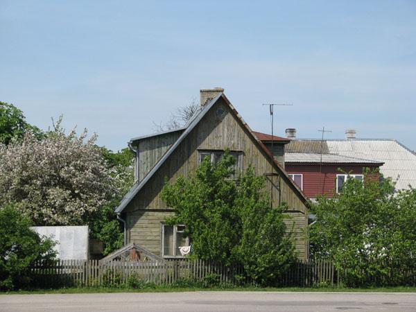Сельские пейзажи острова Сааремаа / Фото из Эстонии