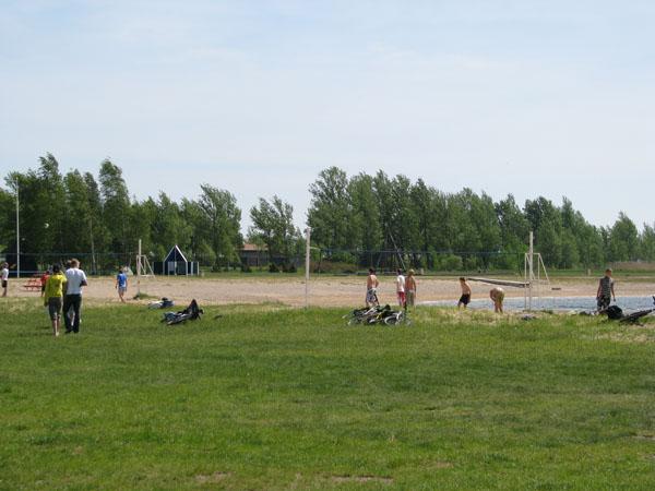 Пляж Курессааре / Фото из Эстонии