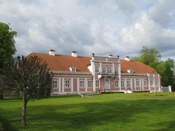 Усадьба-музей Сагади / Фото из Эстонии